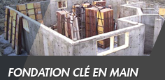 FONDATION CLÉ EN MAIN